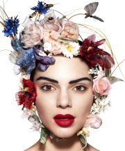 Kendall Jenner Harper's Bazaar US May 2017-1