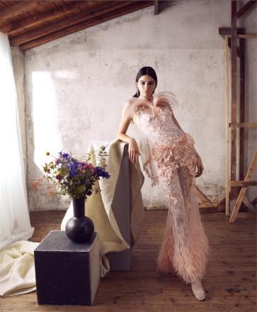 Kendall Jenner Harper's Bazaar US May 2017-6