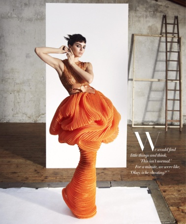 Kendall Jenner Harper's Bazaar US May 2017-7