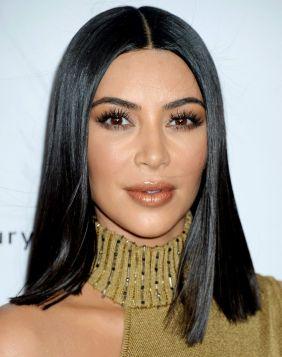 Kim Kardashian in Gianni Versace Fall 1997 Couture-2