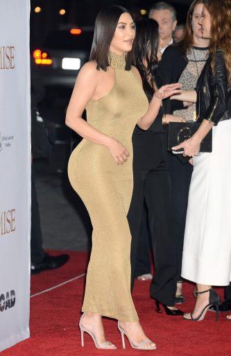 Kim Kardashian in Gianni Versace Fall 1997 Couture-4