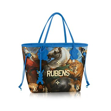 Louis Vuitton Masters LV X Koons Collection-Rubens