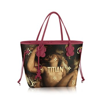Louis Vuitton Masters LV X Koons Collection-Titian