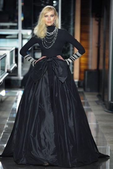 Reem Acra Bridal Spring 2018 Look 12
