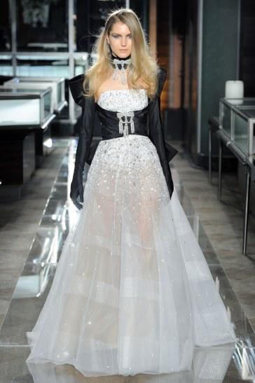 Reem Acra Bridal Spring 2018 Look 13