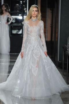 Reem Acra Bridal Spring 2018 Look 32