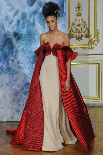 Alexis Mabille Fall 2014 Couture