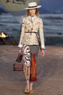 Christian Dior Resort 2018 Look 31