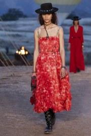 Christian Dior Resort 2018 Look 34