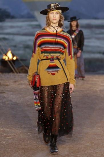 Christian Dior Resort 2018 Look 38