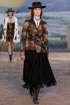 Christian Dior Resort 2018 Look 5