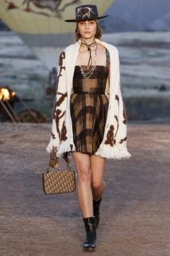 Christian Dior Resort 2018 Look 6