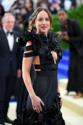 Dakota Johnson in Gucci-1