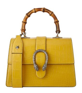 Gucci Small Dionysus Bamboo Top Handle Bag