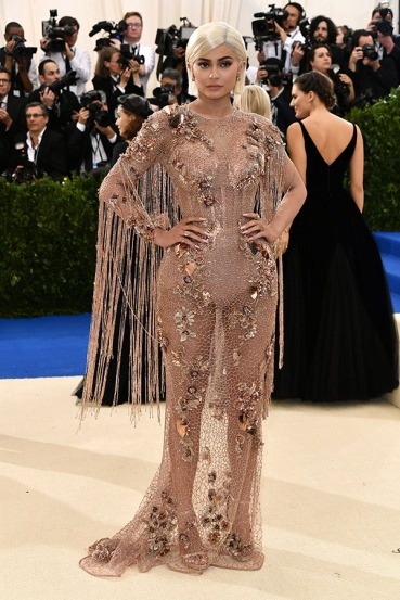 Kylie Jenner in Atelier Versace-1