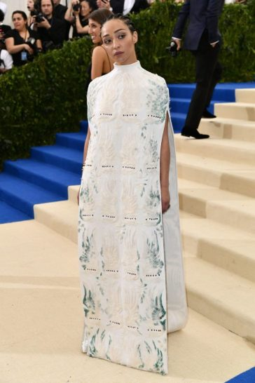 Ruth Negga in Valentino Spring 2017 Couture