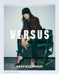 Bella Hadid X ZaynVersus Collection 2017 Campaign-3