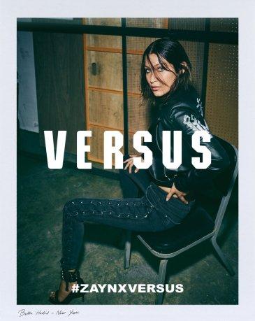 Bella Hadid X ZaynVersus Collection 2017 Campaign-4