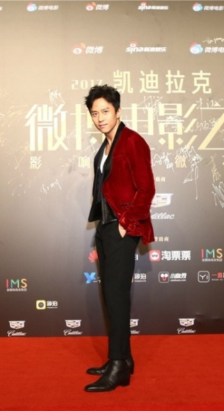 Deng Chao in Berluti Fall 2017 Menswear-1