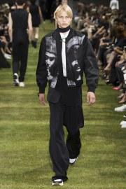 Dior Homme Spring 2018 Menswear Look 11