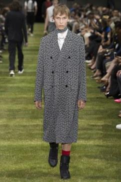 Dior Homme Spring 2018 Menswear Look 18