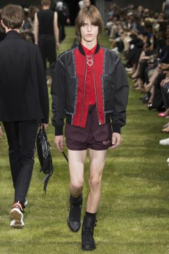Dior Homme Spring 2018 Menswear Look 20