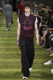 Dior Homme Spring 2018 Menswear Look 24