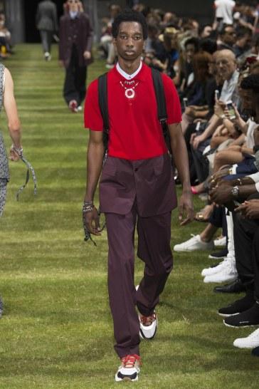 Dior Homme Spring 2018 Menswear Look 25