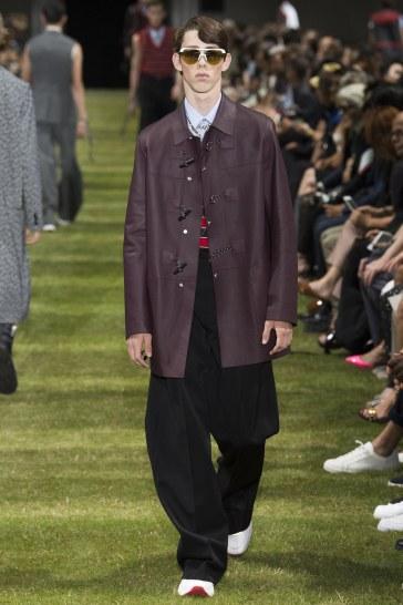 Dior Homme Spring 2018 Menswear Look 26