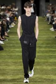 Dior Homme Spring 2018 Menswear Look 3