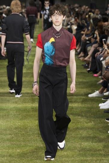 Dior Homme Spring 2018 Menswear Look 38