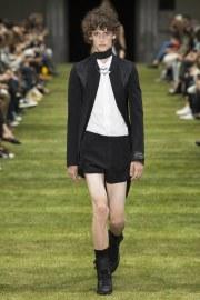 Dior Homme Spring 2018 Menswear Look 4