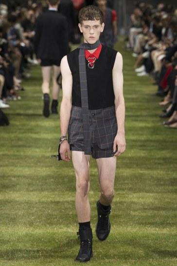 Dior Homme Spring 2018 Menswear Look 44