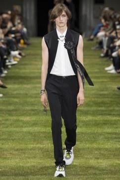 Dior Homme Spring 2018 Menswear Look 5