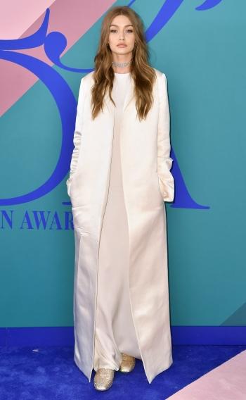 CFDA Fashion Awards, Arrivals, New York, USA - 05 June 2017