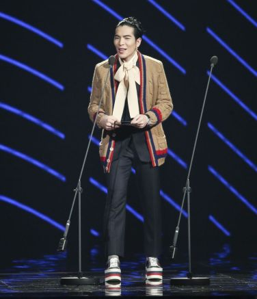 Jam Hsiao in Gucci-2