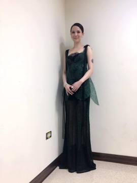 Naiwen Yang in YolanCris Fall 2017-2