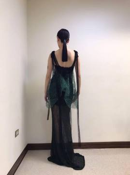 Naiwen Yang in YolanCris Fall 2017-3