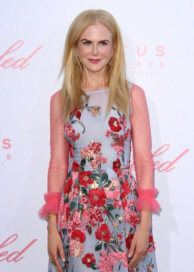 Nicole Kidman in Carolina Herrera Resort 2018-1