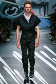 Prada Spring 2018 Menswear Look 1