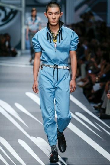Prada Spring 2018 Menswear Look 12