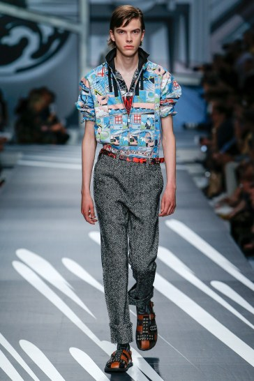 Prada Spring 2018 Menswear Look 13