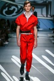 Prada Spring 2018 Menswear Look 2