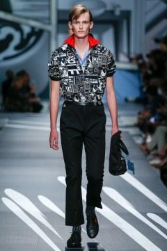 Prada Spring 2018 Menswear Look 20