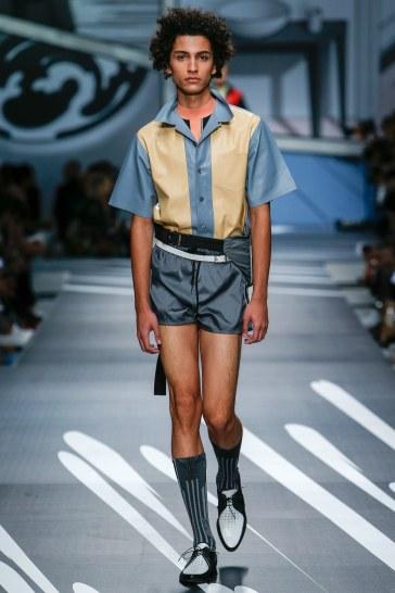 Prada Spring 2018 Menswear Look 25