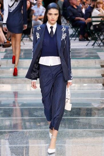 Versace Spring 2018 Menswear Look 12