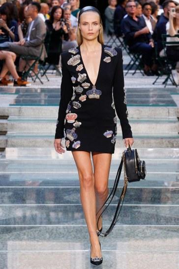 Versace Spring 2018 Menswear Look 47