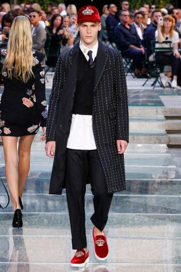 Versace Spring 2018 Menswear Look 48