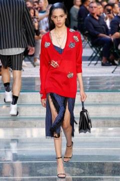 Versace Spring 2018 Menswear Look 7