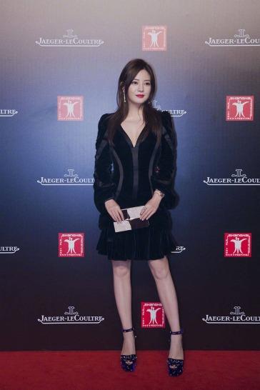 Zhao Wei in Alexander McQueen Pre-Fall 2017